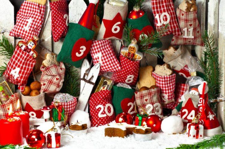 Quanto Manca A Natale.Calendario Dell Avvento Quanto Manca A Natale Madrecreativa